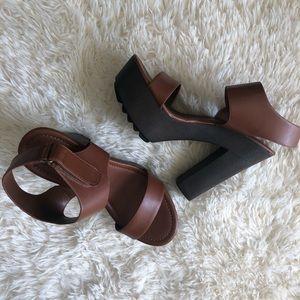 Spring Sandal Heels